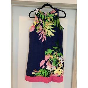 Taylor Floral Shift Dress Size 4
